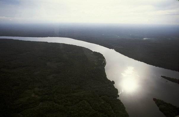 Rio Negro em seu início, Cassiquiare e Guainia (Juan Pratginestós)